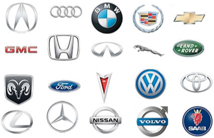 Various Automotive Manufacturers