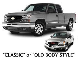 07 Chevy Silverado Classic or Old Body-style