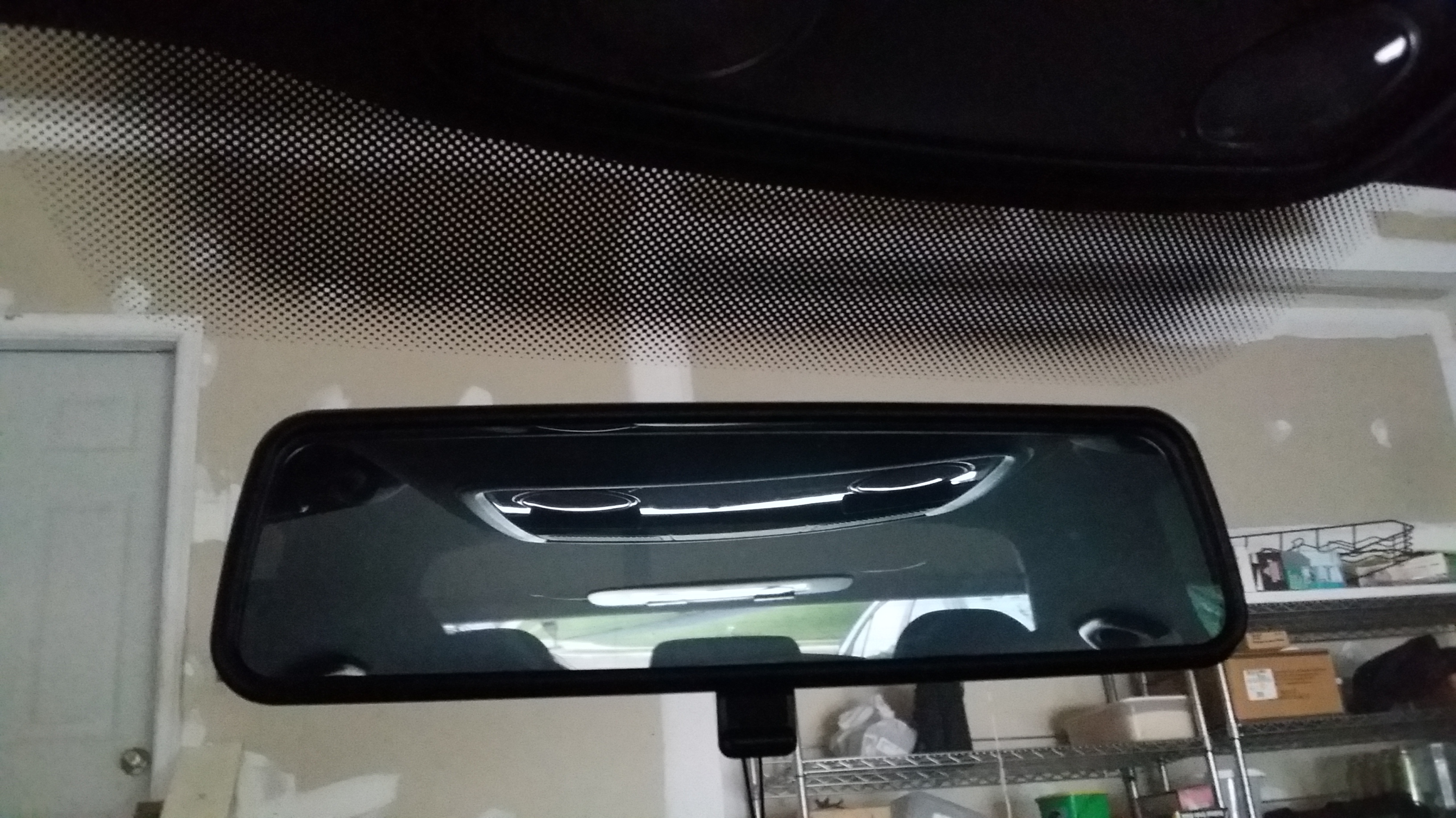 Volkswagen GTI Windshield