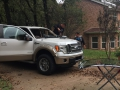 2011 Ford F150 Windshield Replacement in Fort Worth