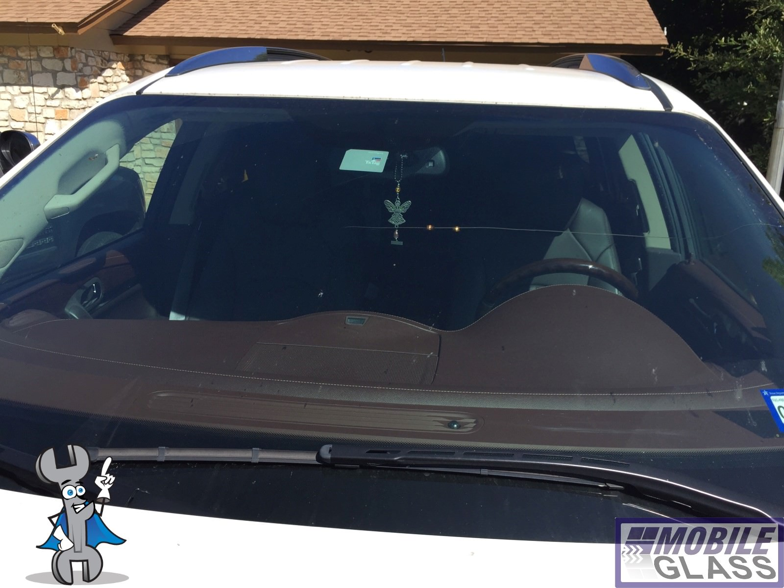 2014 buick enclave windshield repair round rock tx - Windshield Glass