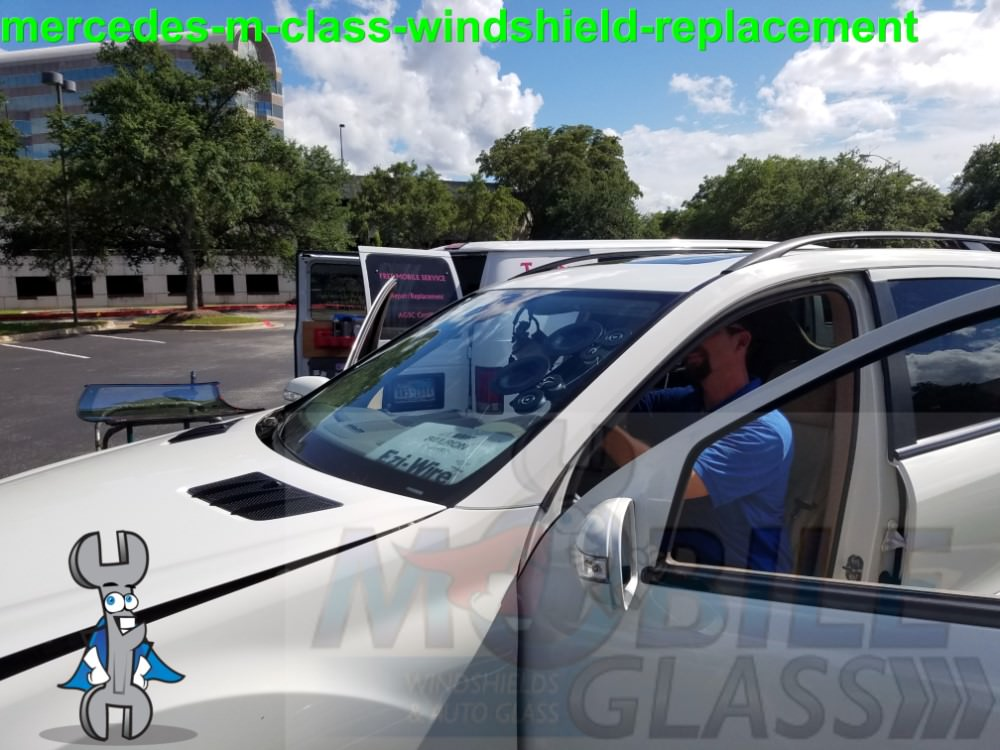 Windshield Replacement In West Lake Hills By Mobile Glass