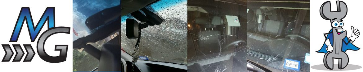 Windshield Replacement in Leander, Tx -Collage