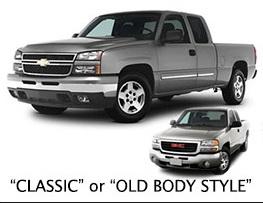 Windshield Repair San Antonio >> 07 Chevy Silverado Split Year Classic vs New Body