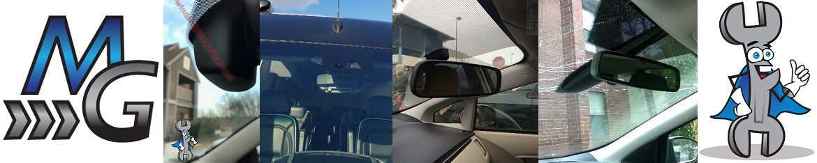 Windshield Replacement in Liberty Hill, Tx -Collage